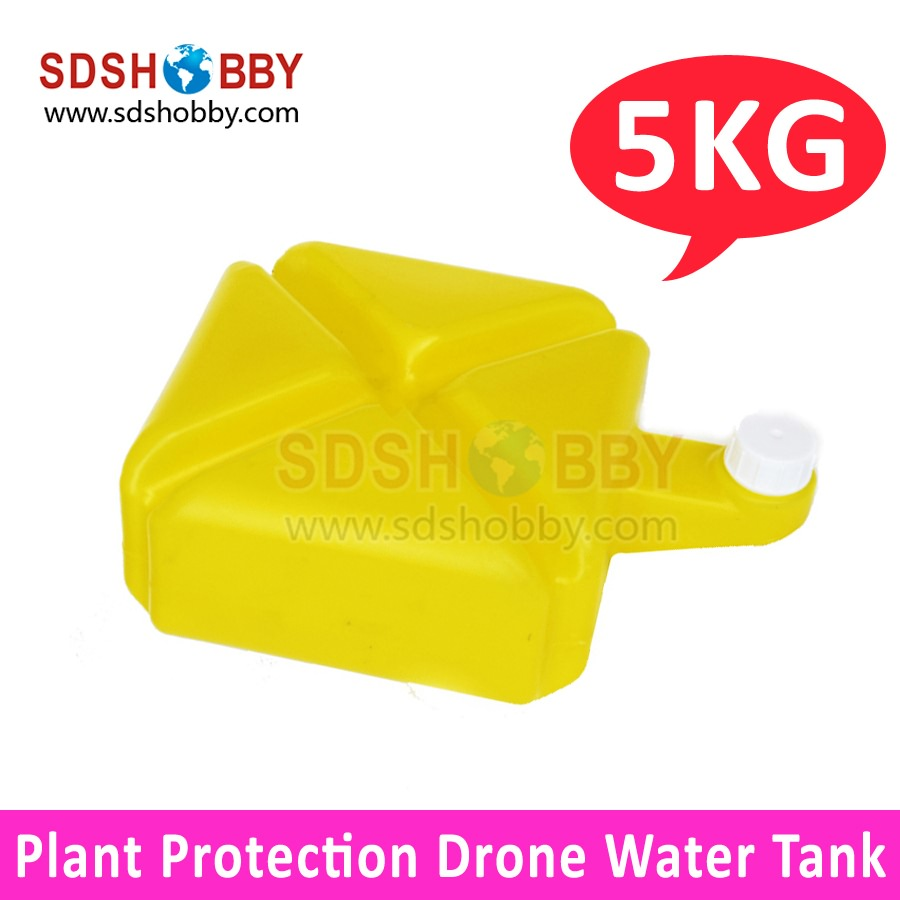 5KG Water Liquid Tank for Agricultural Plant Protection Drone Multicopter<br><br>Aliexpress
