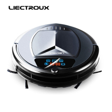 LIECTROUX B3000PLUS Robot Vacuum Cleaner Wet Cleaning for Home Carpet Sterilize Auto Sweeping Dust Pet Hair,Schedule,(China)