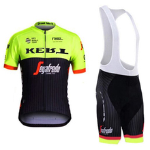 New Team Cycling jerseys 2017 Jersey Sets Short sleeves Summer Breathable Cycling Clothing Pro MTB bike jerseys Ropa Ciclismo