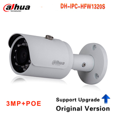 Dahua 3MP IP Camera  IPC-HFW1320S Replace HFW4300S Support IR HD 1080p Security Outdoor  Network  Bullet POE Camera