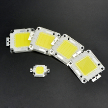 10W 20W 30W 50W 100W LED light DIY led lamp bulb Source LED COB integrated chips LED Flood light white / warm white(China)