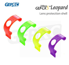 GEPRC GEP-LX5 Leopard lens protection cover shell camera protective cap  3d printed red yellow green purple