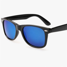 Sunglasses Women Men Original Brand Designer UV400 Sun Glasses Retro Mirrored Male Female