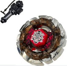 Hot Sale Dark Wolf DF145FS Metal Fusion 4D toys arena stadium big BB-29 Beyblade rapidity For Launchers po car games fun(China)