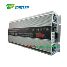 Dc 48v to ac 220v  3000W inverter pure sine wave inverter/ DC to AC Off-grid solar power inverter 3000W