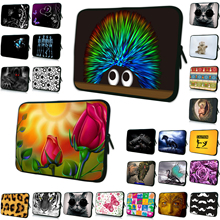 "Top Fashion Laptop Waterproof Shockproof Sleeve Cases Bag Notebook Pouch Cover Skins 11""13'""15"" 7 10 12 14 15 17 inch Soft Bags"
