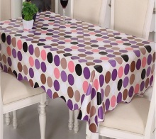 Pastoral tablecloth PVC Table Cloth tablecloths for weddings table cover Colorful Waterproof/Oilproof table cloth toalha de mesa