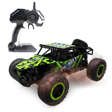 RC Car 1:16 2.4G 4CH Hummer Off-road Vehicle High Speed Drift Racing Muscle SUV CAR Damping Toy Car For Children Gifts