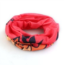 Buy deal Head Scarf Headband Veil Headwear Mask Red Flame Cycling Riding for $1.23 in AliExpress store
