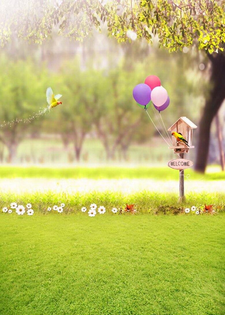 Children park photo background natural view photography backdrops for photo studio photographic background fotografia props<br>