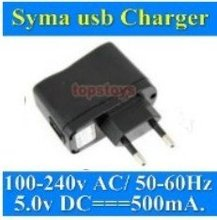 S107 S107G USB charger EU plug for Syma S107 s107g RC helicopter spare parts