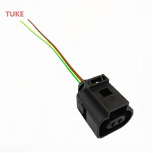 1 Pcs Engine Circulating Cooling Water Pump Connection Plug For VW Tiguan Passat Jetta A3 Q3 TT Seat Leon 1J0 973 702 1J0973702