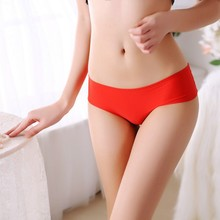 Buy Women Lace Briefs Non-trace Low Waist Panties Lingerie Thongs New Underwear Knickers