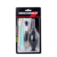 New 5In1 DSLR Camera Lens Cleaning Kit (Air Blower/Brush/Senior Shammy/CCD Swabs Wand) for Canon Nikon Sony Pentax Fujifilm