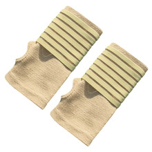 2pcs/lot Adjustable Bandage Bracer Weight Lifting Wristband Elastic Wrist Support Gym Fitness Wrist Straps Hand Protector