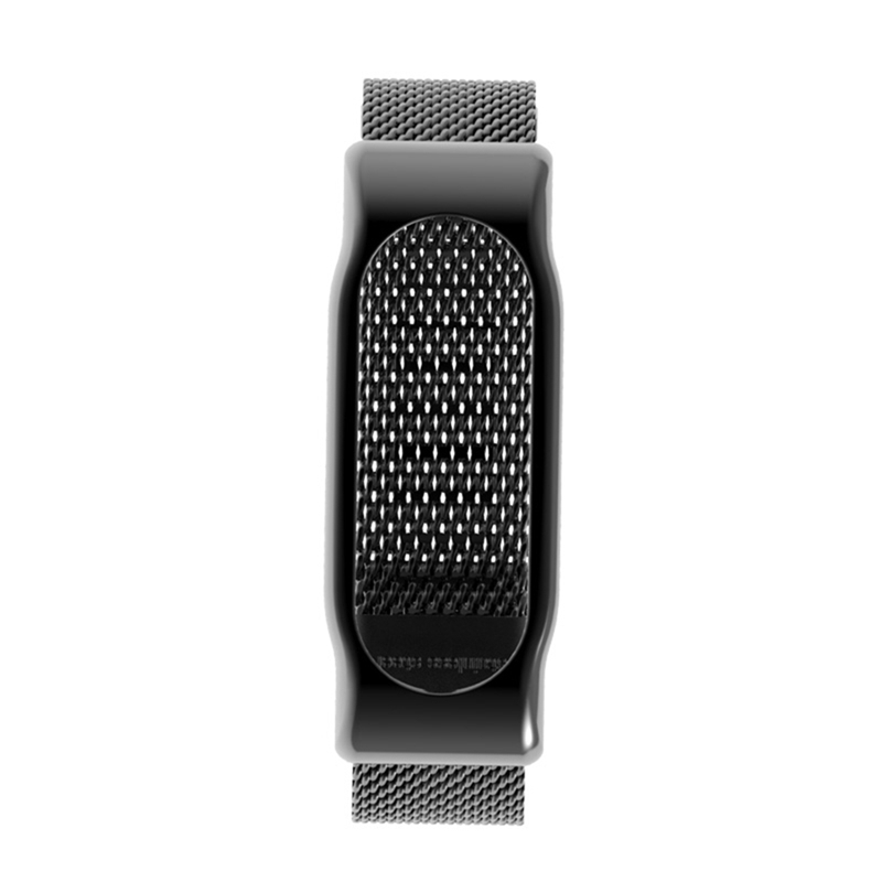 SCOMAS Metal Strap For Xiaomi Mi Band 2 Screwless smart Bracelet For MiBand 2 Wristbands Replacement Accessories For Mi Band 2 13