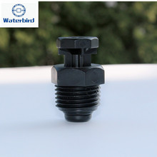 "1/2"" MPT Air Vacuum Relief Valve Provides Instant Air and Vacuum Relief Vacuum Breaker Air Vent Drip Irrigation Z102"