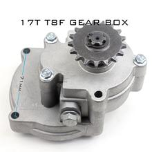 Wingsmoto 17T T8F Gear Box Clutch Bell Housing 43cc 49cc Petrol Scooter Pocket Rocket ATV