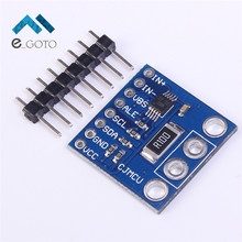 INA226 Voltage Current Power Monitor Module Monitoring Alert Alarm Function Board I2C interface 36V IIC Bi-Directional