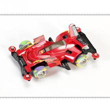 Hot sale ! Electric toy car high speed automobile race four-wheel drive electric toy model Racing toy(China)