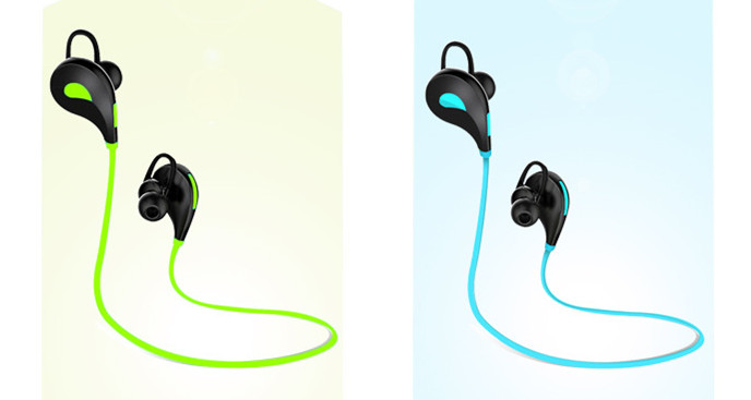 Fast Charge Wireless Bluetooth Earphone Neckband Build-In Microphone Good Gift for friends
