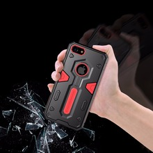 Buy iPhone 8 8 plus NILLKIN Defender Case Impact Hybrid Armor Hard Protect Cover Strong Apple iphone8/8 plus Phone Cases for $9.99 in AliExpress store