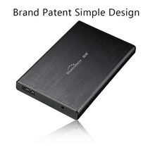 5/6Gbps disco duro externo 1tb 7-9.5mm hdd caddy new case hd sata usb 3.0 hdd box hard disk external case usb hdd adapter