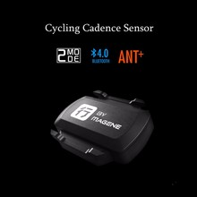 Xingzhe 2017 New Bike Computer Cycling Cadence Sensor Speedometer Bicycle ANT+ Bluetooth 4.0 Wireless Cycle Computer