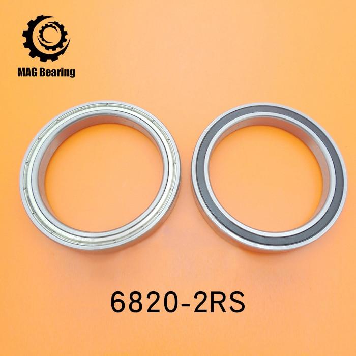 High Quality Ultra-thin Wall Ball Bearing x 61820 100*125*13MM Thin Section Deep Groove Ball Bearing<br>