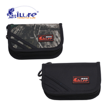 iLure Spool Lure Bag 18*11.5*4.5cm Fishing Lure Bag Spoon Bag Hard Lure Case Waterproof Sequin jig Bag Large Capacity Pesca Bag