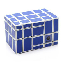 LeadingStar CubeTwist  (CT) Mirror Cube  Puzzle 5x5x3  White Color Good  Learning Toy for Children