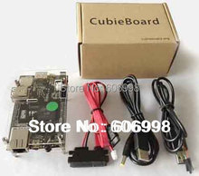 Free shipping Raspberry Pi Enhance Version 5 IN 1 Cubieboard 1GB ARM Development Board Cortex  All 5pcs/lot