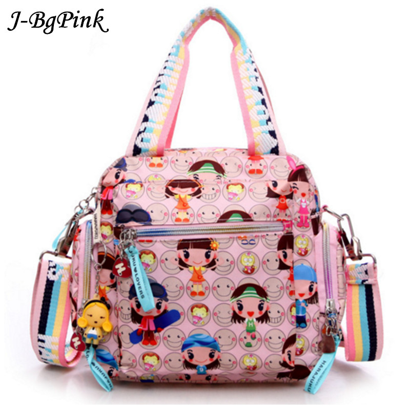 New Arrivals Kipled Harajuku Doll waterproof nylon handbag ladies bag one shoulder cross-body bags Handbags mom<br><br>Aliexpress
