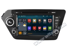 "8"" Android 5.1.1 OS Special Car DVD for Kia Rio 2011-2014 & Kia Pride 2011-2014 (South Korea) & Kia K2 2011-2014 (China)"