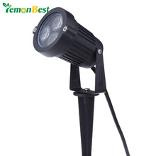 85-265V Mini Style LED Lawn Lamps 9W Garden Outdoor Lighting Waterproof IP65 Flood Spot Light Bulbs Floodlighting Lawn Lights(China)