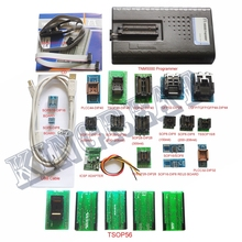 Original TNM5000 USB EPROM Programmer memory recorder+19pc adapters+IC Clip for vehicle electronic part/Laptop/Notebook repair(China)