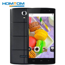 HOMTOM HT7 5.5 inch Smartphone Android 5.1 MTK6580 Quad Core 1GB RAM 8GB ROM Dule SIM Card 5.0MP Wifi GPS WCDMA Mobile Phone
