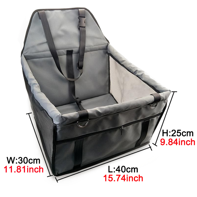 NEW size Waterproof Washable Deluxe Pet Carrier Car Travel Bag for Dog, Cat