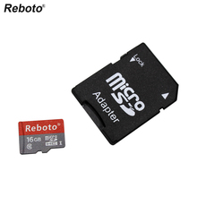 The Latest Design Reboto Memory Card 2017 4gb 8gb 16gb 32gb 64gb Mirco Sd Card Class10 Adapter For Smart Phone