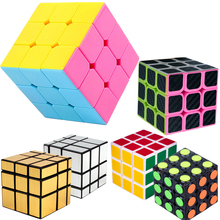 57 MM Magic Cube for Children 3x3x3 Puzzle Cube Toy 3*3 Speed Cube of Original Classical Kids Rubiks Cube