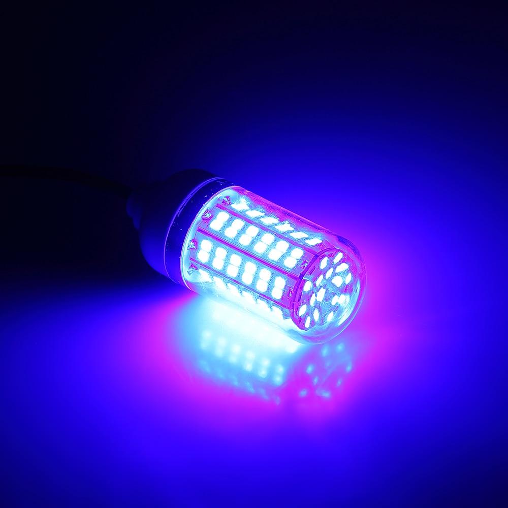 1pc LED Electronic Fishing Float Luminous Fishing Buoy Night Fishing Tackle-ATA