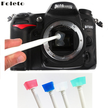 Foleto CMOS / CCD Sensor Cleaner Cleaning Kit swab Dust Sticker LED SCREEN clean for canon nikon sony DSLR SLR Digital Camera