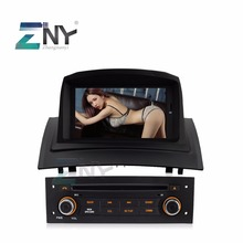 "ZNY 7"" HD 1024x600 Android Car Stereo For Renault Megane 2 Fluence 2002+ Auto Radio RDS DAB+ WiFi DVD GPS Navigation System"