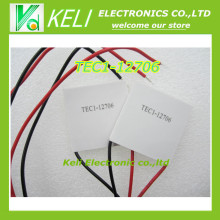 100% New the cheapest price 50pcs TEC1 12706 12v 6A TEC Thermoelectric Cooler Peltier (TEC1-12706)