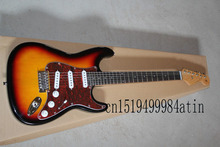 Free shipping Custom Shop Artist Series John Mayer Stratocaster Guitar 3TS guitar   @11