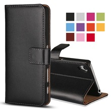 Cover Case For Sony Xperia Z Ultra Z C6603 Z1 Z2 Z3 Z4 Z5 Compact Premium Wallet Leather Fundas Hoesjes Etui Capinhas Coque Capa