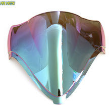 motor Magic color Double Bubble Windshield/Windscreen - iridium For Suzuki Hayabusa GSXR 1300 2008-2016 Motorcycle Part(China)