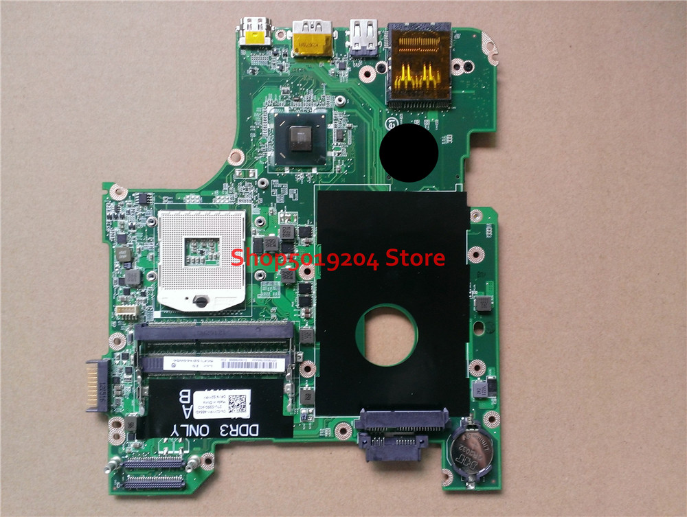 For Dell Vostro 3450 V3450 Laptop motherboard HM67 DA0V02MB6E1 Test good Mainboard CN-0JYYRY 0JYYRY JYYRY
