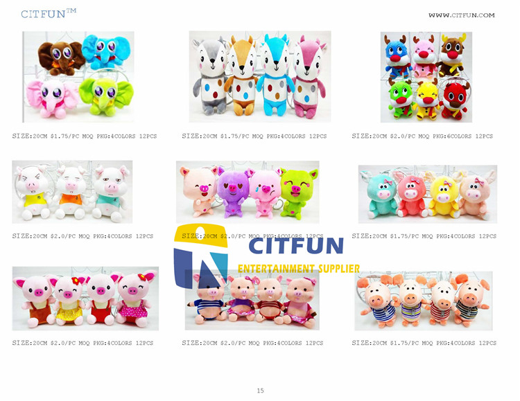 SOFT TOYS FOR CLAW MACHINE__21