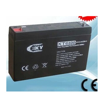 Free shipping 6V 10AH lead acid battery rechargeable battery Children's electric car battery